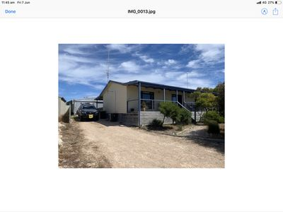 Photo for Melaleuca Retreat Marion Bay at the edge of Innes.