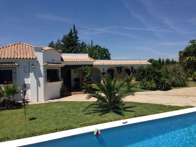 Photo for Luxurious And Spacious Spanish Finca (Villa) With Private Pool Near Seville
