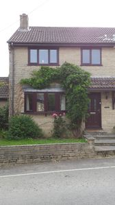 Photo for Quaint 3 bedroom end of terrace house situated in a sleepy Dorset village