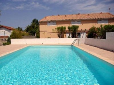 Photo for 1BR Apartment Vacation Rental in Marseillan-Plage