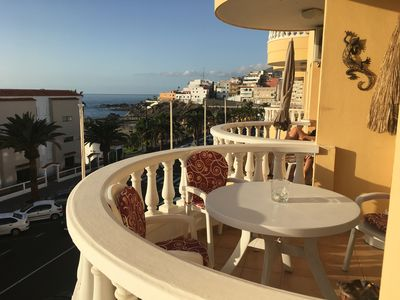 Photo for Nice Appartment for up to 5 Persones with Ocean view, Pool Wifi Air Conditioner