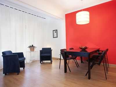 Photo for Nice and equipped apartment near the city center