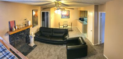 Photo for 17 mins to the Strip ENTIRE condo Keyless Entry w/ free WiFi & Parking