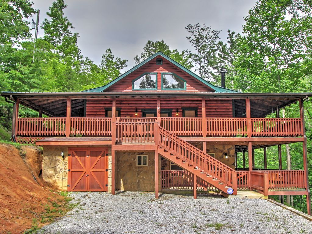 wonderful top smoky rentals dc pigeon log backdrop great slider with new cabins cabin near forge photos and gatlinburg of tn the