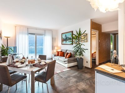Photo for 3BR Apartment Vacation Rental in Nesso, Lombardia