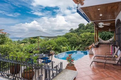 Paradise Found Tropical Getaway With Ocean Jungle And Sunset Views Manuel Antonio
