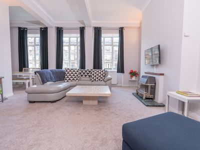 Photo for Stylish Duplex Apartment In the Heart of Edinburgh