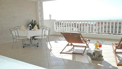 Photo for Holiday apartment Baška Voda for 4 - 5 persons with 2 bedrooms - Holiday apartment