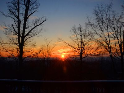 Photo for 15% Off! Secluded, Modern Home Featuring Breathtaking Mountain Sunrises, WiFi