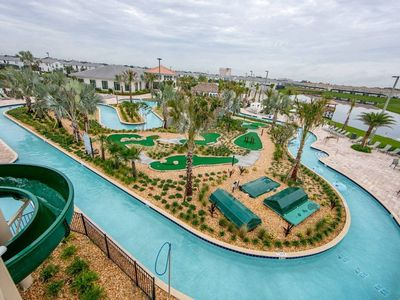 Photo for Free Waterpark Access! Modern 4BR-Lake View- Pool-Storey Lake (3155PP)