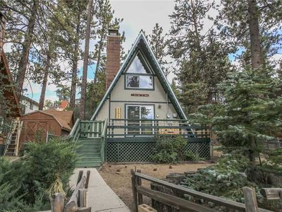 Photo for The Getaway - Gorgeous A-Frame Chalet Close to Everything, FREE 2 hour Bike/Kayak Rental
