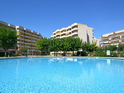 Photo for Salourhin:Ideal situation,close beaches-Sw. pools-3 bedrooms+2 baths-Free wifi,parking,AC & linen