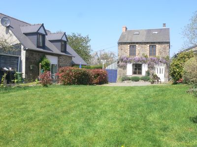 Photo for Traditional Normandy FARMHOUSE and COTTAGE with Pool - Sleeping up to 12