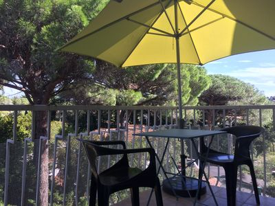 Photo for Studio for 3 people near St-Tropez