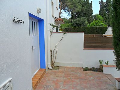 Photo for 3 bedroom Villa, sleeps 6 in l'Escala