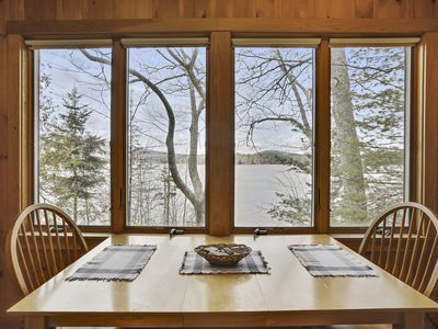 Photo for Cottage On Megunticook Lake.