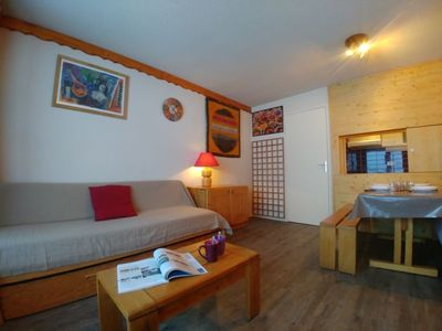 Photo for Tignes Apartment, Sleeps 4 with WiFi