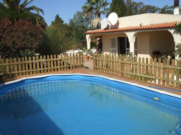 Spacious Villa with Private Pool & Large Gardens, Set In 4 Hectares