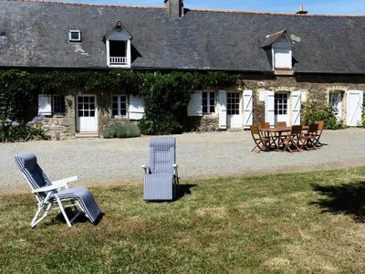 Photo for House with a large garden of 1000 m² in St Malo - House 3 Rooms 8 people