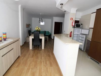 Photo for Palmira Beach apartment in Armação de Pêra with private parking & lift.