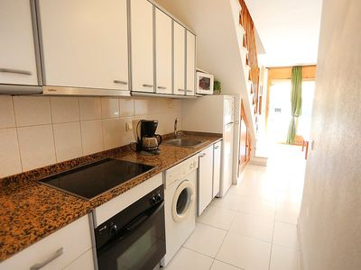 Photo for Apartment in Mont-roig del Camp with Parking, Washing machine, Pool, Garden (140699)