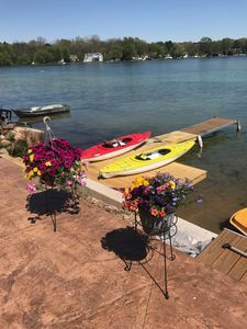 Photo for 2BR Cottage Vacation Rental in Middleville, Michigan