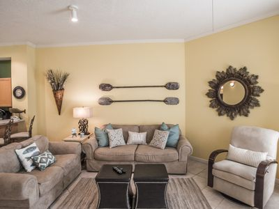 Photo for Dunes of Seagrove 401A, 30A Cottages, 3 Night Min., Gulf&Lake Views, Pool &Hot Tub, 2 bikes!