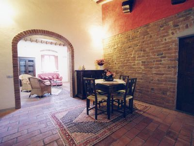 Photo for Tognazzi Holiday House - Le Stanze del Boccaccio - Certaldo