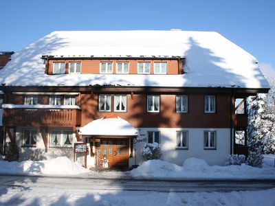 Photo for Apartment for 2-5 people in a quiet, central location, incl. WIRELESS INTERNET ACCESS