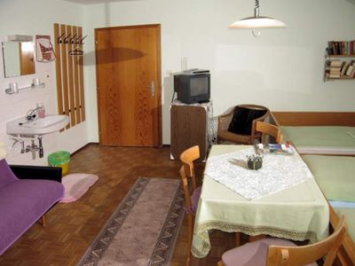 Photo for Triple room with fl. Water - House Poldi