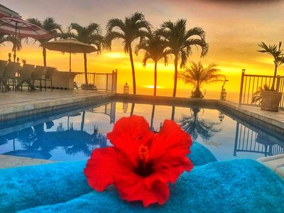 Photo for Best oceanview  private house for large group private pool/spa close to beaches