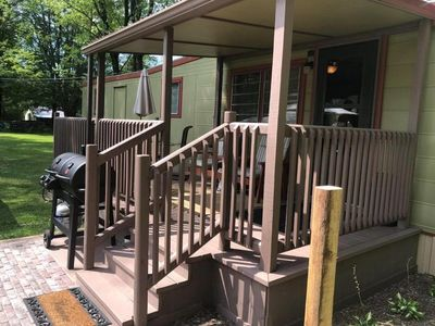 Photo for 2BR Cottage Vacation Rental in Pymatuning Central, Pennsylvania