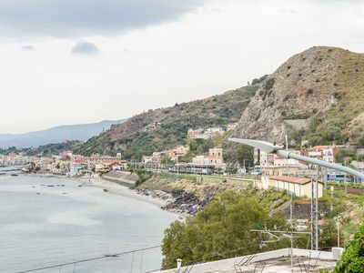 Photo for Between the sky and the sea! Terrace with sea view x6