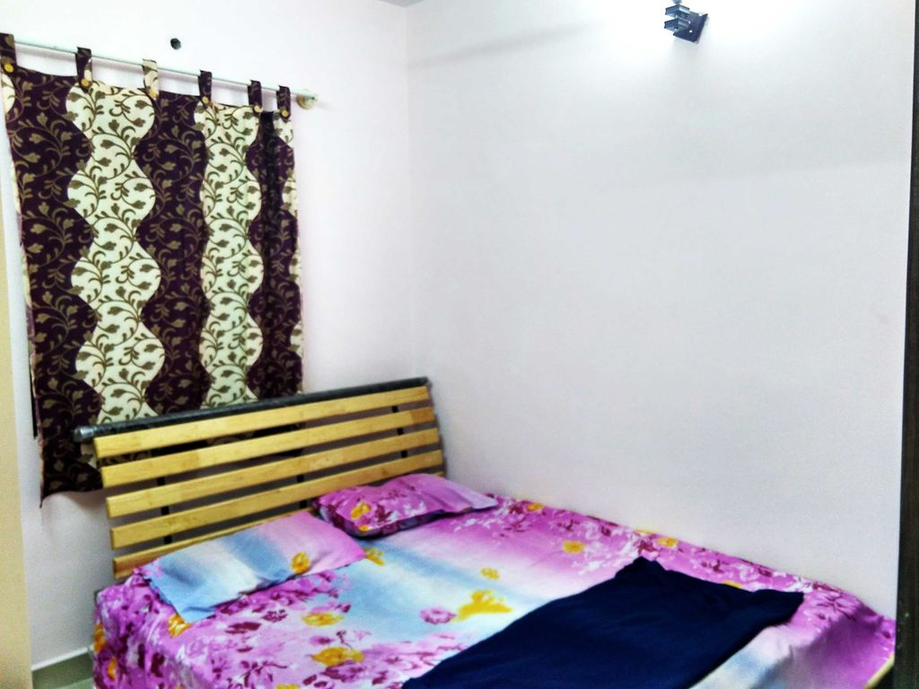 Furnished 1BR with Balcony - HSR Layout