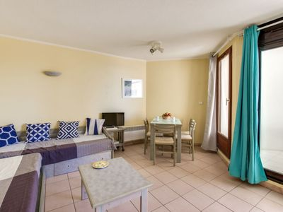 Photo for 2 bedroom Apartment, sleeps 7 in Le Cap D'Agde with Pool and WiFi