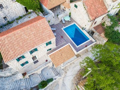 Photo for House in Mihanići (Dubrovnik), capacity 4+2