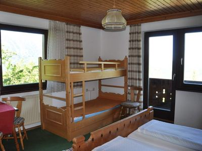 Photo for Family room with shower, WC - Pension Nanga Parbat