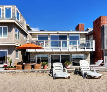 Photo for Best Beach House in Newport on the Sand!!!