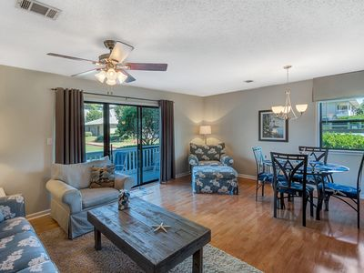 Photo for Newly updated with all of the comforts of home only steps away from the beach!