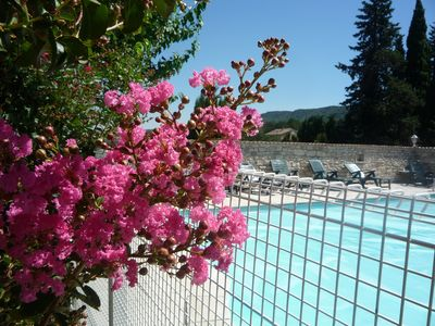 Photo for 3 star *** cottage with heated pool near the Gorges de l'Ardèche