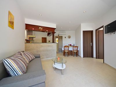 Photo for Apartment in Mošćenička Draga with Parking, Internet, Washing machine, Air conditioning (676532)