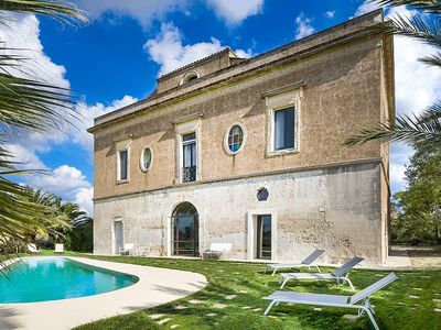 Photo for Villa Atlante: A characteristic and welcoming two-story age-old farm house which dates back to the first half of the nineteenth century, at a short distance from the center, with Free WI-FI.