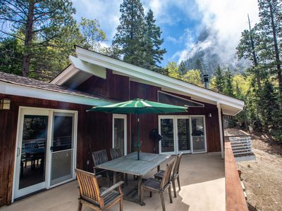 Photo for Tahquitz View Lodge: Luxury Home w/ Spectacular Views and Sunny Deck