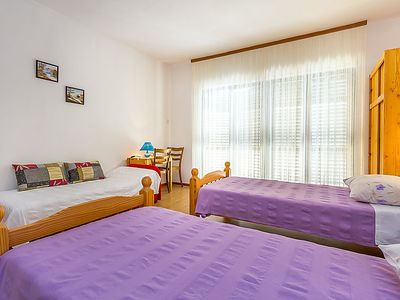 Photo for Apartment NIKOLA(MED 252) in Medulin - 5 persons, 2 bedrooms