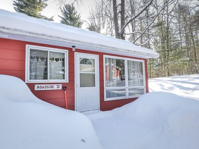Photo for NEW LISTING! Family-friendly lake view house with dock - snowbirds welcome!