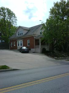 Front of house from street