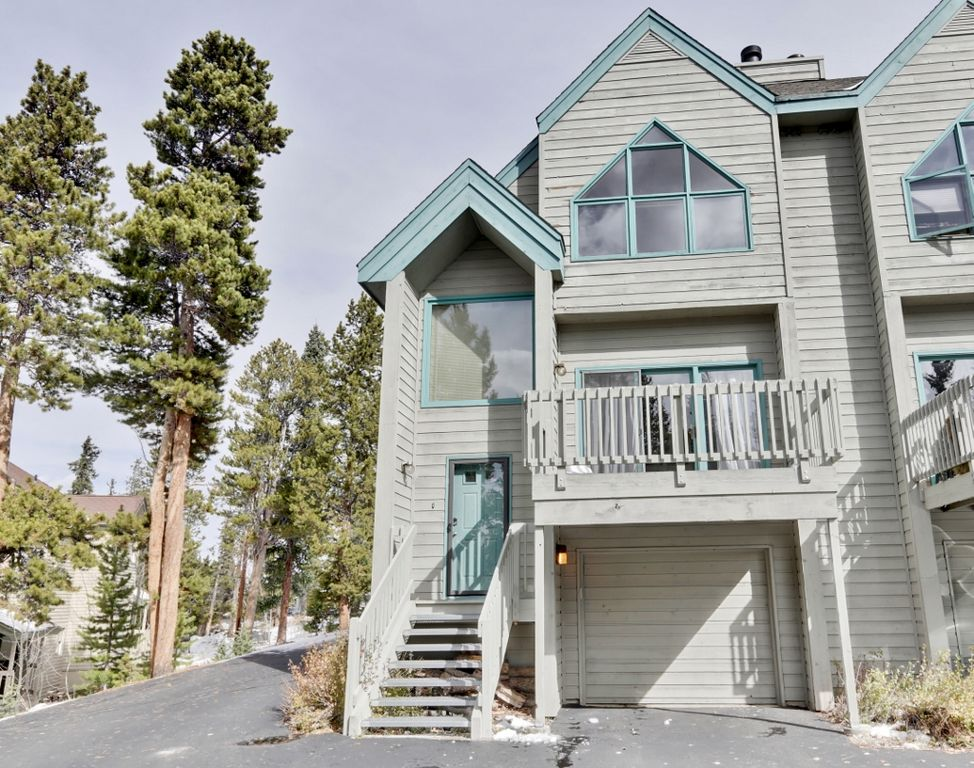 Property Image#1 Glorious 4BR Breckenridge Townhome W/Wifi, Large Private  Patio U0026