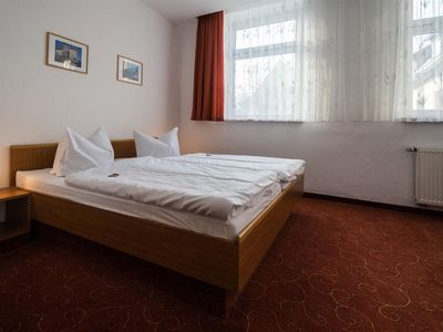 "Photo for Standard Double Room, Shower, Toilet - Hotel ""Zur Post"""
