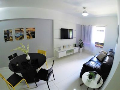 Photo for Beautiful 2/4 in Apart Hotel with Pool Close to Everything!