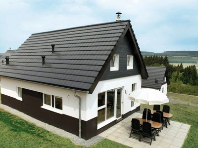 Photo for Luxury 8-person chalet in the holiday park Landal Winterberg - in the mountains/rolling countryside